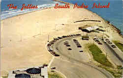 The Jetties... South Padre Island Postcard