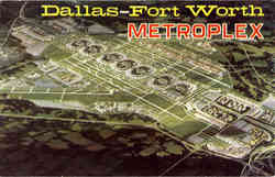 Dallas-Fort Worth Metroplex Airport
