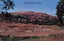 Enchanted Rock Postcard
