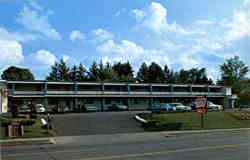 Blue Cloud Motel, Western Edge on US Hiway