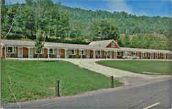 Ottauquechee Motel, U.S.Rt. 4, 4 miles west Postcard