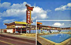 Imperial '400' Motels, U.S. Hwy. 99 No Postcard