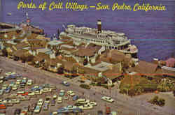 Ports of Call Village, Berth 77, Los Angeles Harbor
