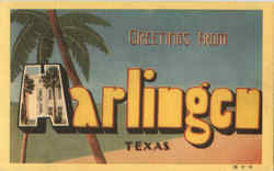 Greetings From Harlingen