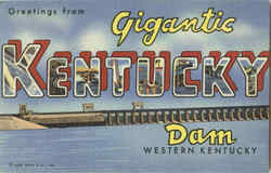 Greetings From Gigantic Kentucky