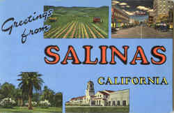 Greetings From Salinas