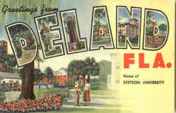 Greetings From Deland