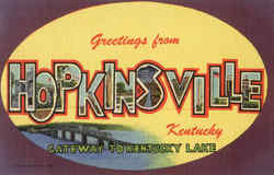 Greetings From Hopkinsville