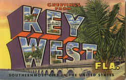 Greetings From Key West
