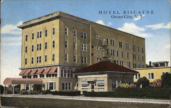View of Hotel Biscayne Ocean City New Jersey