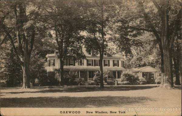 View of Oakwood New Windsor New York