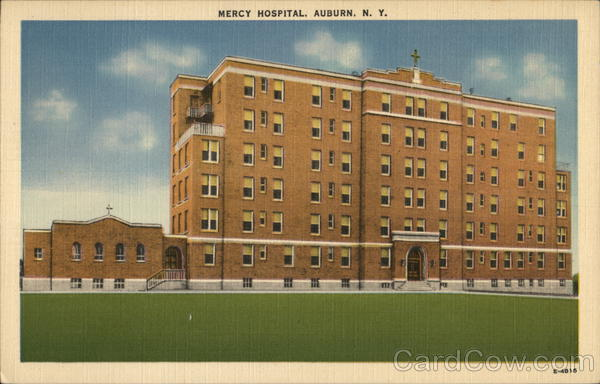 Mercy Hospital Auburn New York