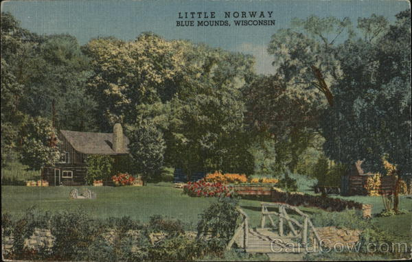 Little Norway Blue Mounds Wisconsin