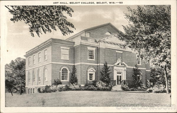 Art Hall, Beloit College Wisconsin