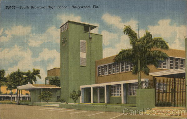 South Broward High School Hollywood Florida