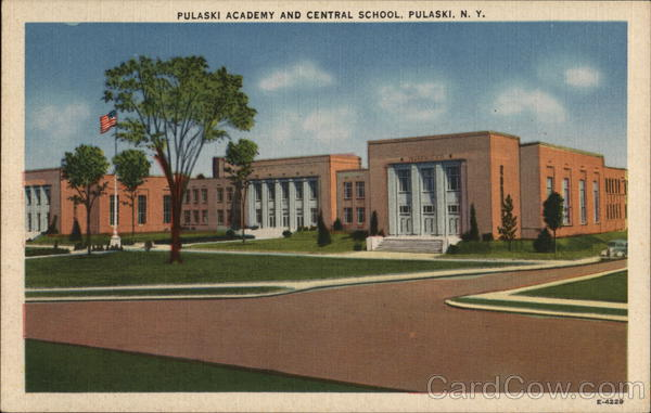 Pulaski Academy and Central School New York