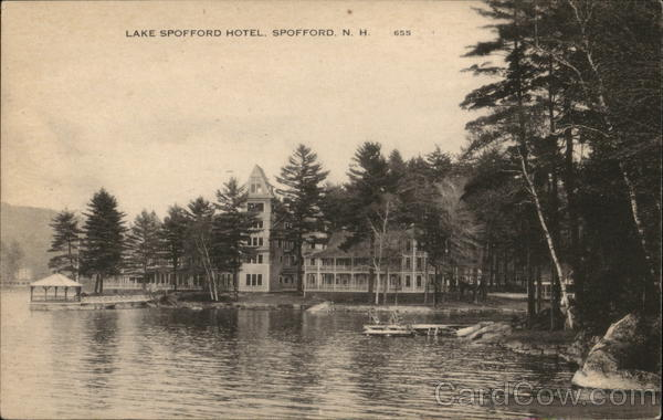 Lake Spofford Hotel New Hampshire