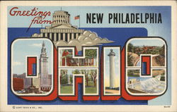 Greetings from New Philadelphia