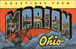 Greetings From Marion, Ohio