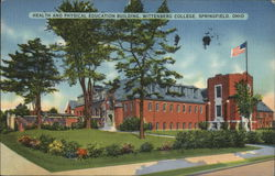Health-Physical Education Building, Wittenberg College