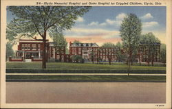 Elyria Memorial Hospital & Gates Hospital for Crippled Children