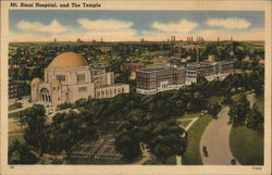 Mt. Sinai Hospital and The Temple