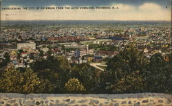 Auto Overlook for Patterson, N. J.