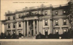 Vanderbilt Mansion, National Historic Site