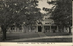 Pickwick Lodge, Catskills