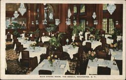 Main Dining Room, The Seneca