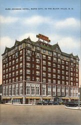 Alex Johnson Hotel, Rapid City, In The Black Hills
