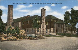 "Sylvan Lake Hotel, ""In the Black Hills of South Dakota"""