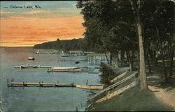 Delavan Lake, Wis.