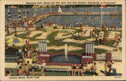 Indiana Beach, Shafer Lake Amusement Park