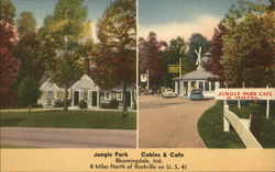 Jungle Park Cabins & Cafe
