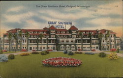 The Great Southern Hotel, Gulfport, Mississippi