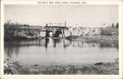Old Mill Dam, Eddy Creek