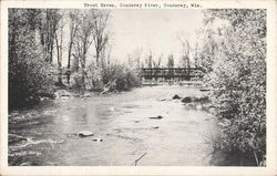 Trout Haven, Couderay River