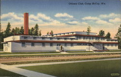 Officers Club, Camp McCoy
