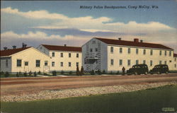 Military Police Headquarters, Camp McCoy