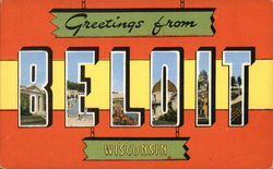 Greetings From Beloit, Wisconsin