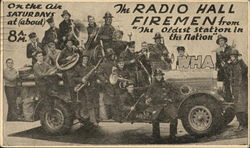 The Radio Hall Firemen