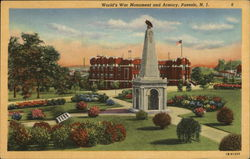 World's War Monument and Armory