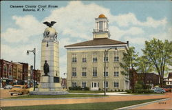 Genesee County Court House