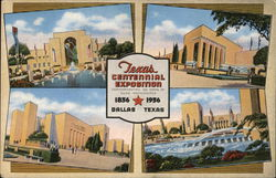 Texas Centennial Exposition, Commemorating 100 Years of Texas Independence