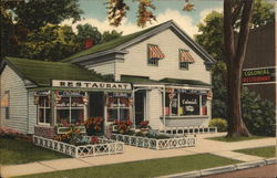 The Colonial Coffee Shoppe and Restaurant