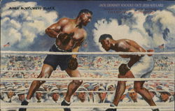 Jack Dempsey Knocks Out Jess Willard