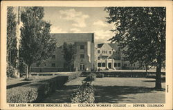 The Laura W. Porter Memorial Hall