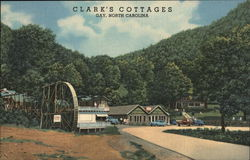 Clark's Grade A Cottages and Cafe