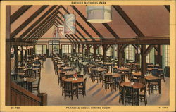 Paradise Lodge Dining Room